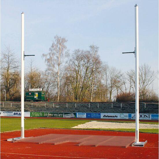 Poteau de saut à la perche de compétition