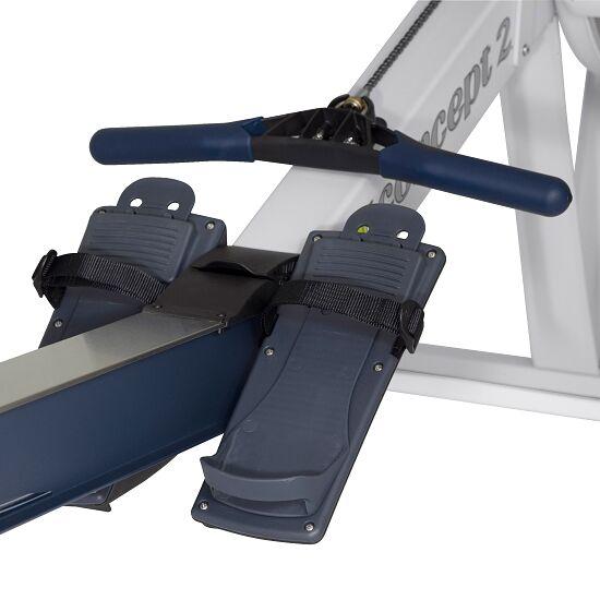 Rameur Concept2® « Modèle D » avec écran PM5 Gris