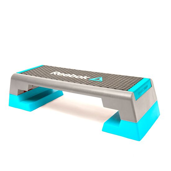 "Reebok Stepper  ""Step"" Semi-professionell, Grau-Cyan"
