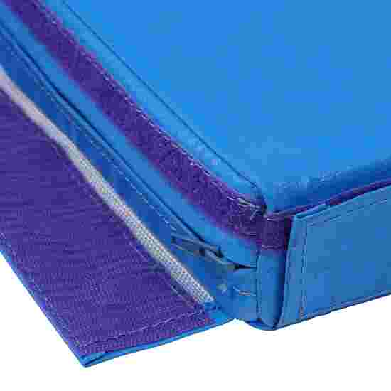 "Reivo Kombi-Turnmatte ""Sicher"" Polygrip Blau, 150x100x6 cm"