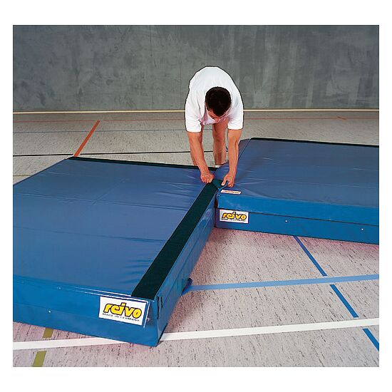 Reivo Matelas de chute combinable 200x300x25 cm