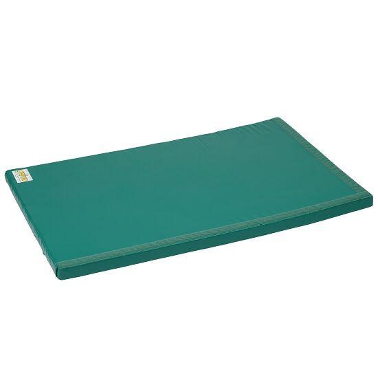 Reivo Tapis de gymnastique combinable « Sécurité » Polygrip vert, 200x100x8 cm