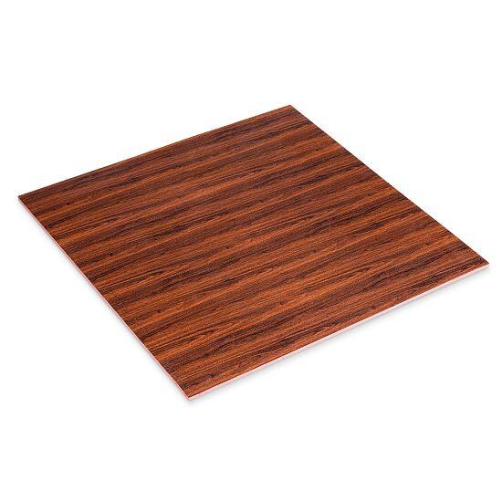 Revêtement de sol sport Sport-Thieme® Puzzle façon bois Marron foncé