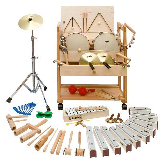 Rhythmik-Wagen Set