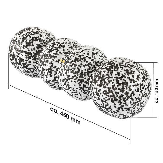 Rollga Faszienrolle Soft Standard, Grau