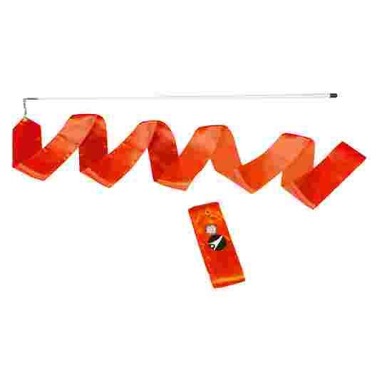 Ruban de gymnastique Sport-Thieme Compétition, 6 m de long, Orange