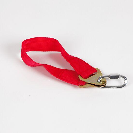 Sangle de suspension pour fixation aux anneaux de gymnastique
