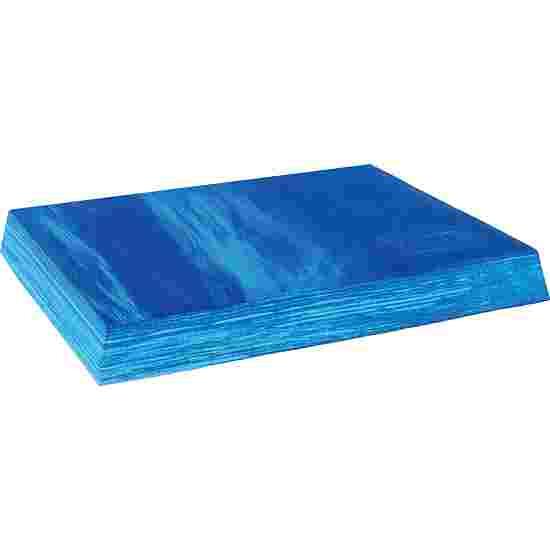 Sissel Dalle d'équilibre « BalanceFit » Bleu marbré