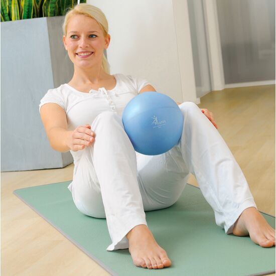 Sissel Pilates Soft Ball ø 22 cm, Blau