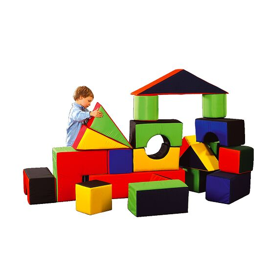 Soft Play - Puzzleblock