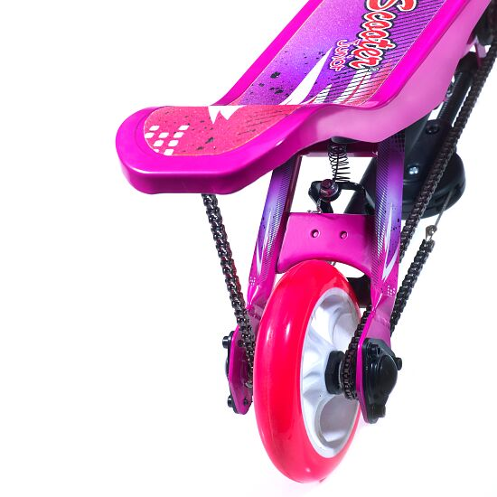 """Space Scooter® Wipproller Junior """"X360"""" Pink"""