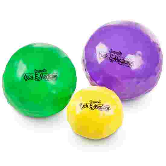 "Spordas Medizinball  ""Yuck-E-Medicineball"" 1 kg, ø 12 cm, Gelb"