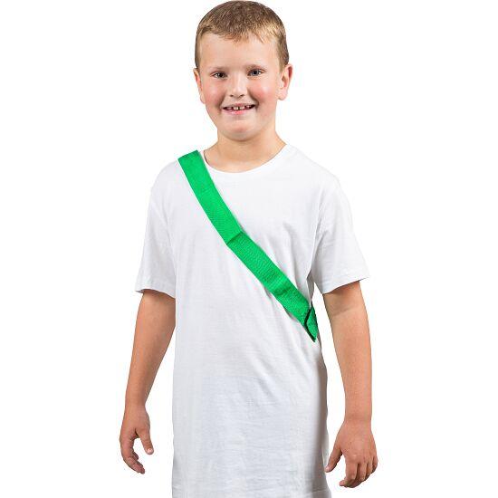 Sport-Thieme Écharpe de marquage Enfant , L: 55 (110) cm, Vert