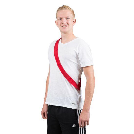 Sport-Thieme Écharpe de marquage Adulte , L: 65 (130) cm, Rouge
