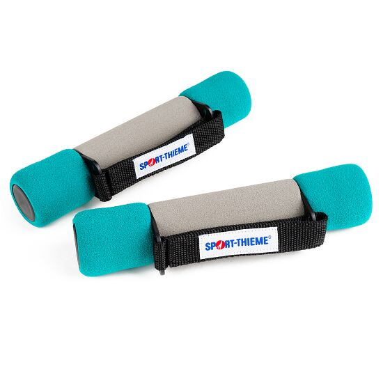 Sport-Thieme® Aerobic Hanteln 1,5 kg, Grün