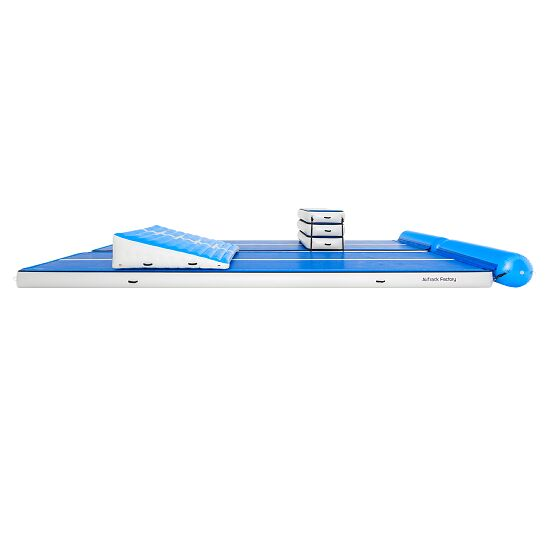 """Sport-Thieme® AirTrack  TakeOff-Set """"Complete"""" by AirTrack Factory 8x2x0,3 m"""