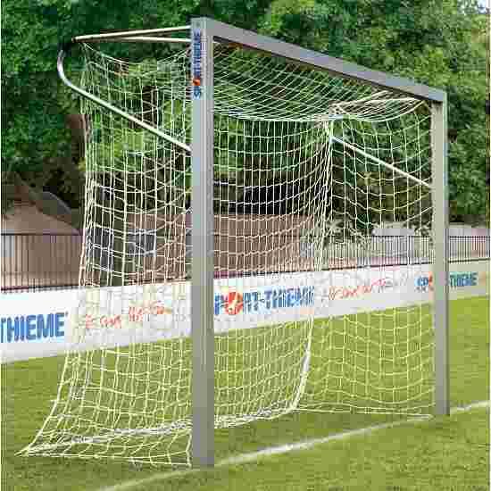Sport-Thieme Alu-Kleinfeldtore 3x2 m, Quadratprofil, frei stehend oder in Bodenhülsen In Bodenbuchsen