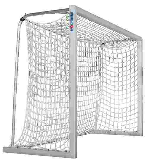 Sport-Thieme Alu-Kleinfeldtore 3x2 m, Quadratprofil, frei stehend oder in Bodenhülsen Frei stehend