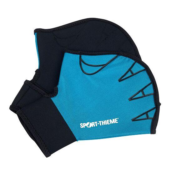 Sport-Thieme® Aqua-Fitness-Handschuhe, offen S, Türkis