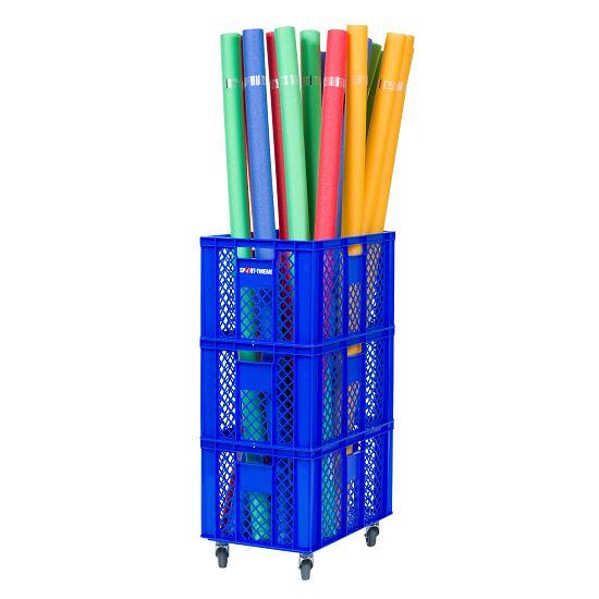 Sport-Thieme Aufbewahrungswagen Pool Noodle 60x40x106 cm