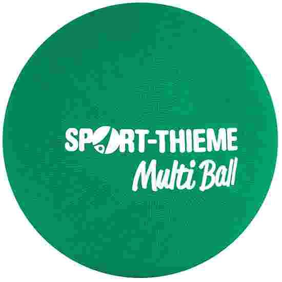 Sport-Thieme Ballon Multi-Ball Vert, ø 21 cm, 400 g