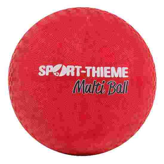 Sport-Thieme Ballon Multi-Ball Rouge, ø 21 cm, 400 g