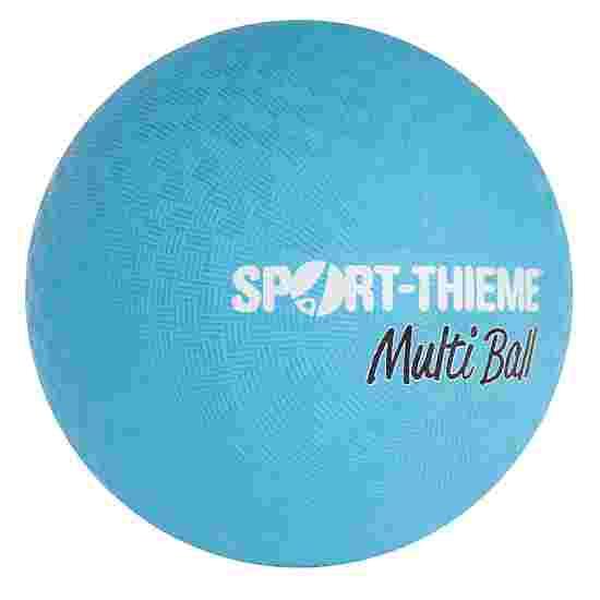 Sport-Thieme Ballon Multi-Ball Bleu clair, ø 18 cm, 310 g