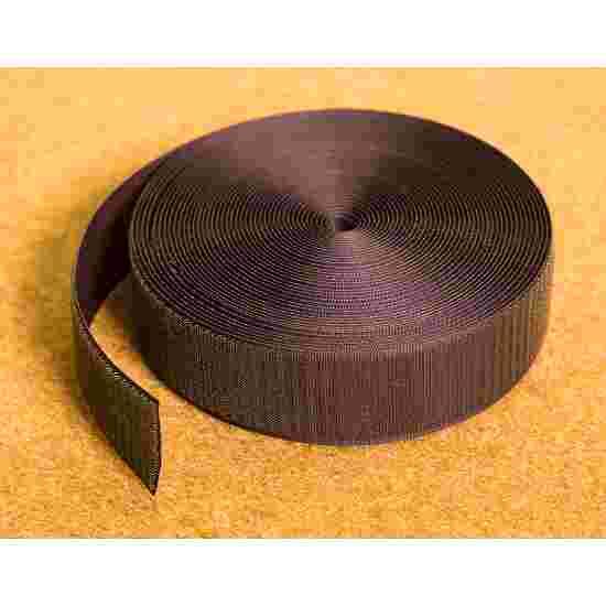 Sport-Thieme Bande auto-agrippante «Connect» Marron, L : 12 m - l : 5 cm