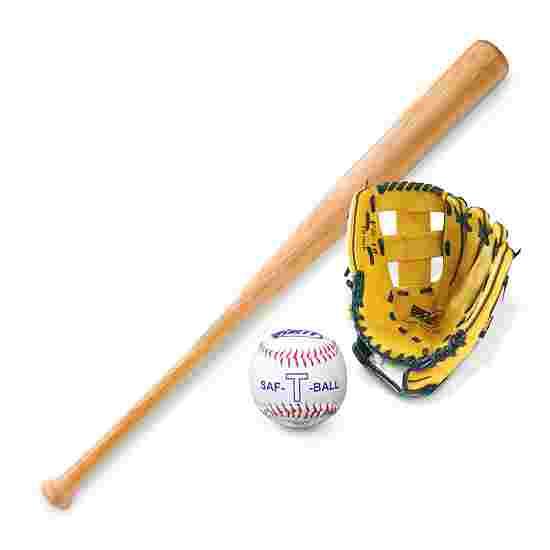 "Sport-Thieme Base-/Teeball-Set ""Junior"" Mit linkem Fanghandschuh"