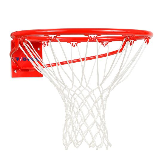 Sport-Thieme Basketball-Set Mit offenen Netzösen