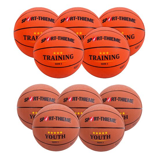 Sport-Thieme® Basketball-Set Junioren