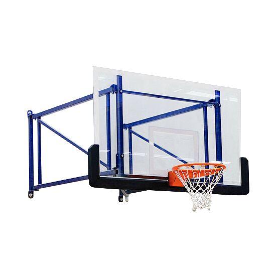 Sport-Thieme® Basketball-Wandgerüst schwenk-und höhenverstellbar Ausladung 170 cm, Betonwand