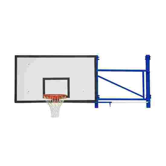 Sport-Thieme Basketball-Wandgerüst schwenk-und höhenverstellbar Ausladung 225 cm, Betonwand