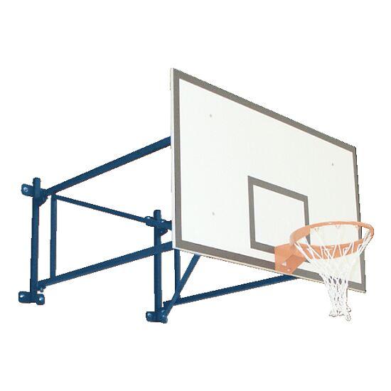 Sport-Thieme Basketball-Wandgerüst schwenkbar Ausladung 225 cm, Betonwand