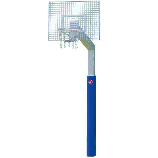 """Sport-Thieme Basketballanlage  mit Kettennetz """"Fair Play Silent"""" Korb """"Outdoor"""", 120x90 cm"""