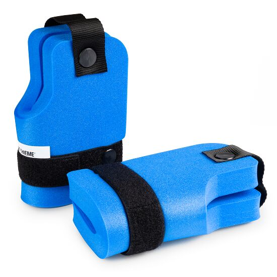 """Sport-Thieme® Beinschwimmer """"Sportime"""" Grösse L, Blau, Höhe 21 cm"""