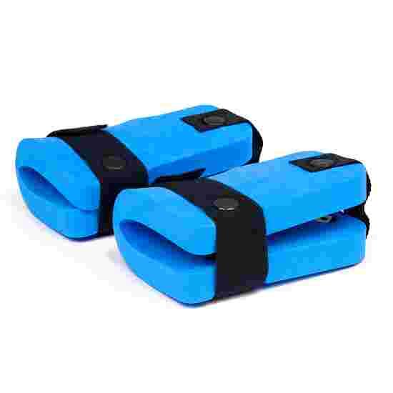 Sport-Thieme Beinschwimmer Grösse L, Blau, Höhe 21 cm