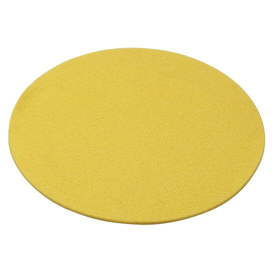 Sport-Thieme Bodenmarkierung Scheibe, ø 23 cm, Gelb