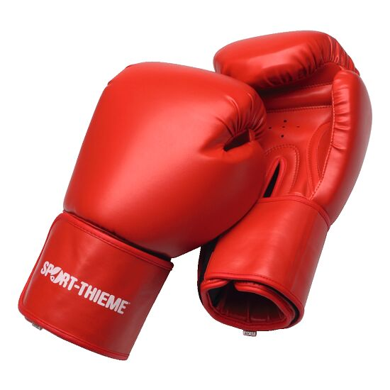 "Sport-Thieme Boxhandschuhe  ""Knock-Out"" 10 oz., Rot"