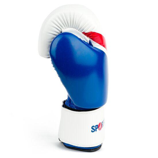 """Sport-Thieme® Boxhandschuhe  """"Sparring"""" Weiss/Blau/Rot, 8 oz."""