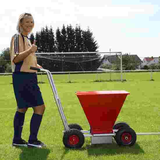 Sport-Thieme Brouette de traçage à sec « Soccer »