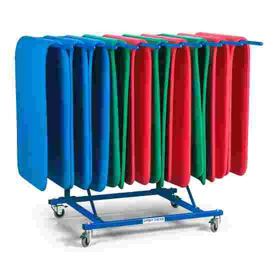 Sport-Thieme Chariot de transport pour nattes de gymnastique