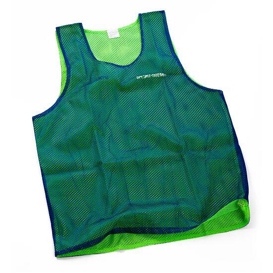 Sport-Thieme Chasuble réversible Bleu-vert