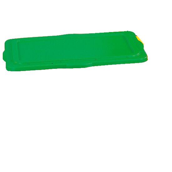 Sport-Thieme Couvercle clipable pour boîte de rangement Vert