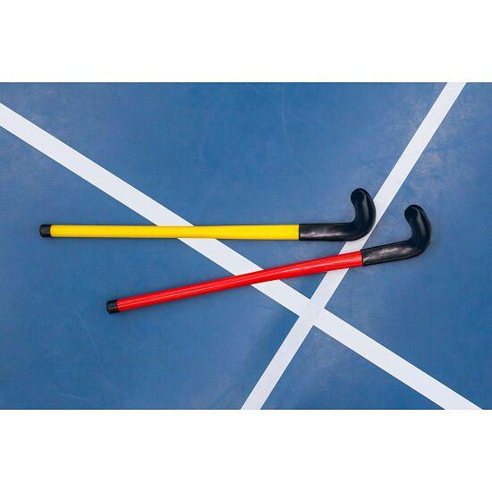 Sport-Thieme Crosses de hockey « School » Manche jaune