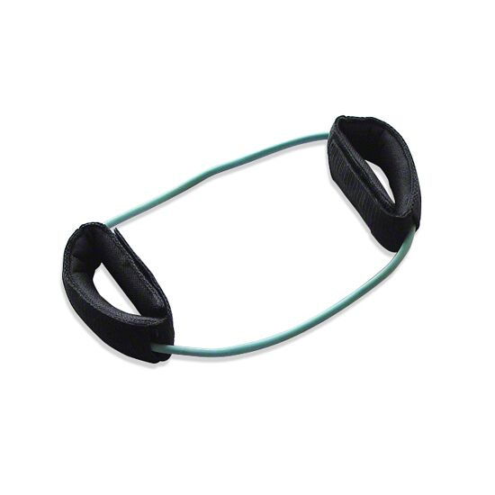 Sport-Thieme Cuff-Tube 10er Set Grün = leicht