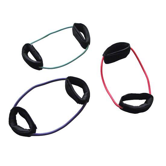 Sport-Thieme® Cuff-Tube 10er Set Grün = leicht