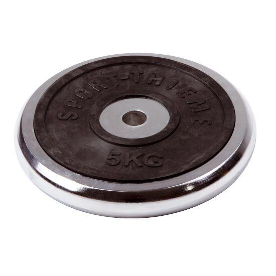 Sport-Thieme Disque d'haltère Chrome 5 kg