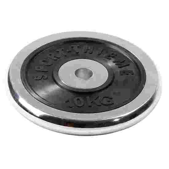 Sport-Thieme Disque d'haltère Chrome 10 kg