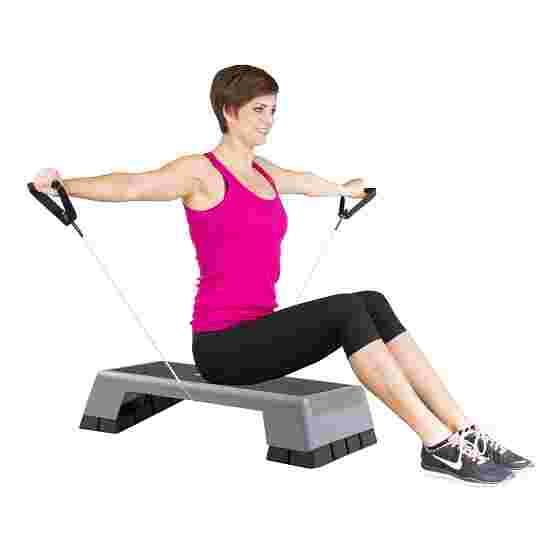 Sport-Thieme Fitness-Step-Tube 10er Sets Grün, leicht